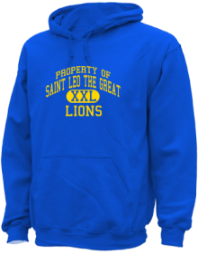 Saint Leo The Great School  Hoodies