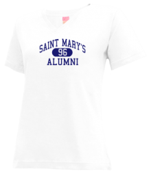 Saint Mary's School  V-neck Shirts