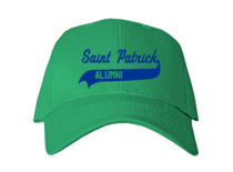 Saint Patrick School  Baseball Caps