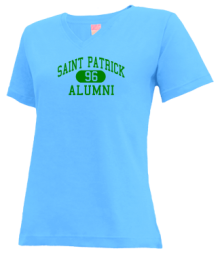 Saint Patrick School  V-neck Shirts