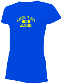 Saint Thomas The Apostle School  Slimfit T-Shirts