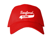 Sanford Junior High School Baseball Caps