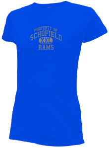 Schofield Middle School  Slimfit T-Shirts