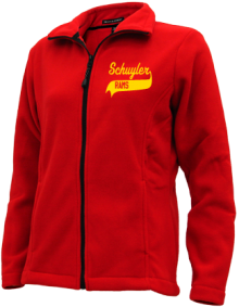 Schuyler R1 Elementary & Middle School  Ladies Jackets