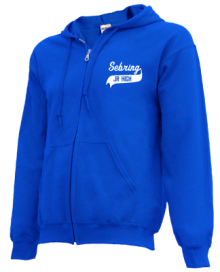 Sebring Middle School  Zip-up Hoodies
