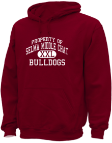 Selma Middle Chat Academy  Hoodies