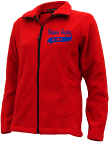 Shawnee Heights Junior High School Ladies Jackets