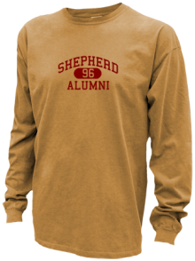 Shepherd Middle School  Pigment Dyed Shirts