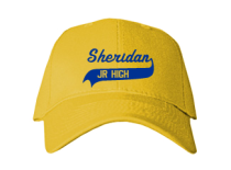 Sheridan Middle School  Baseball Caps