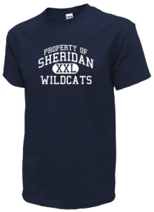 Sheridan Middle School  T-Shirts