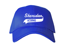 Sheridan School  Baseball Caps