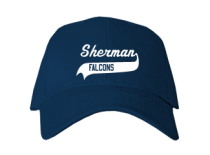Sherman Middle School  Baseball Caps