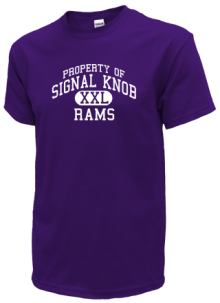 Signal Knob Middle School  T-Shirts