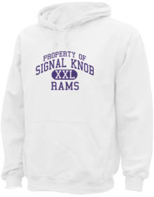 Signal Knob Middle School  Hoodies