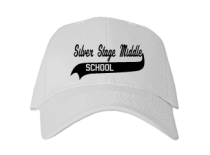 Silver Stage Middle School  Baseball Caps