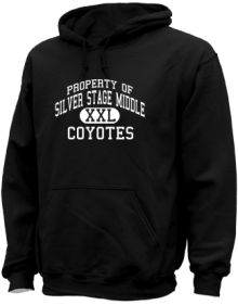 Silver Stage Middle School  Hoodies