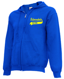 Silverdale Elementary School  Zip-up Hoodies