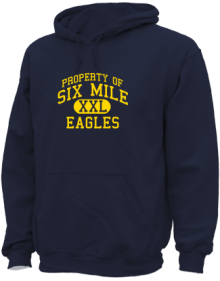 Six Mile Elementary School  Hoodies