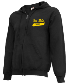 Six Mile Elementary School  Zip-up Hoodies