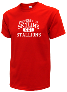 Skyline Elementary School  T-Shirts
