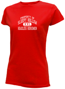 Sleepy Hollow Elementary School  Slimfit T-Shirts