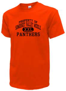 Somerset Valley Middle School  T-Shirts