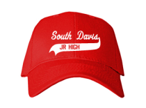 South Davis Junior High School Baseball Caps