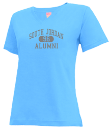 South Jordan Middle School  V-neck Shirts