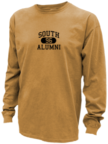 South Junior High School Pigment Dyed Shirts