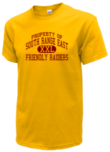 South Range East Elementary School  T-Shirts