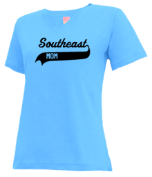 Southeast Elementary School  V-neck Shirts