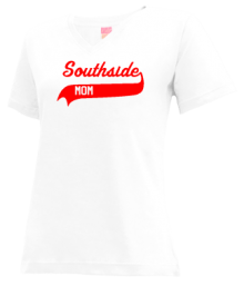 Southside Elementary School  V-neck Shirts