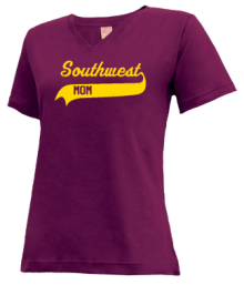 Southwest Elementary School  V-neck Shirts