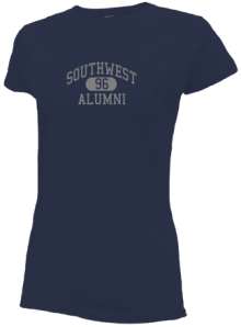 Southwest Junior High School Slimfit T-Shirts