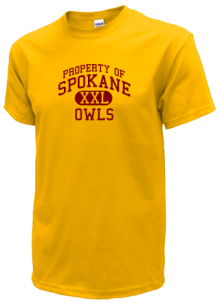 Spokane Middle School  T-Shirts