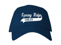 Spring Ridge Elementary School  Baseball Caps