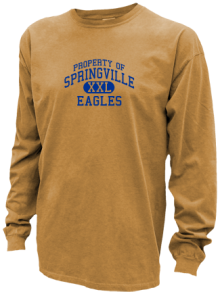 Springville Middle School  Pigment Dyed Shirts