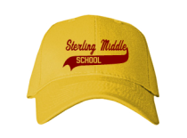Sterling Middle School  Baseball Caps