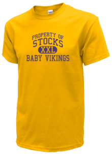 Stocks Elementary School  T-Shirts