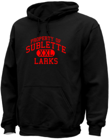 Sublette Elementary School  Hoodies