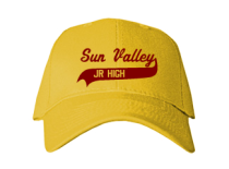 Sun Valley Middle School  Baseball Caps