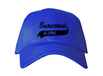 Suncoast School  Baseball Caps
