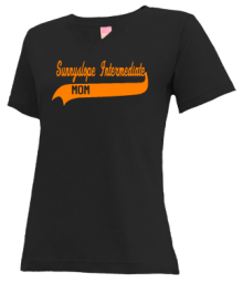Sunnyslope Intermediate School  V-neck Shirts