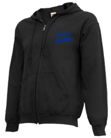 Sunset Elementary School  Zip-up Hoodies