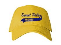 Sunset Valley Elementary School  Baseball Caps