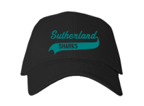 Sutherland Middle School  Baseball Caps