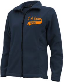T A Edison Elementary School  Ladies Jackets