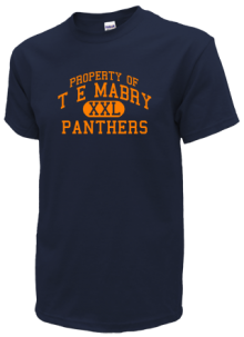 T E Mabry Junior High School T-Shirts