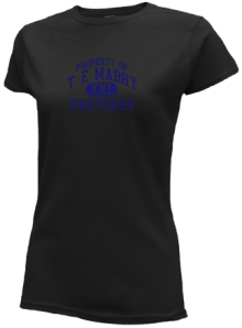 T E Mabry Junior High School Slimfit T-Shirts