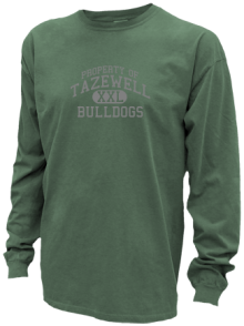 Tazewell Middle School  Pigment Dyed Shirts